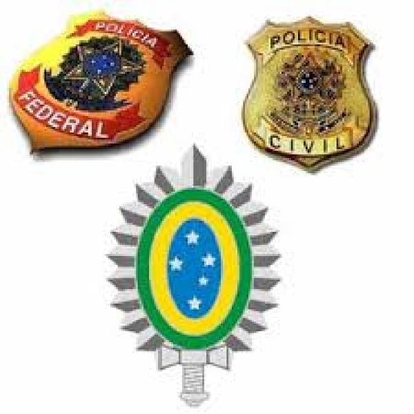 Produtos químicos controlados junto a polícia federal e