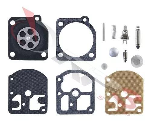 Reparo de carburador roçadeira stihl fs160 fs220 fs280