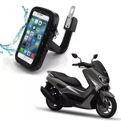 Suporte capa celular à prova d'água 6,3'' gps moto
