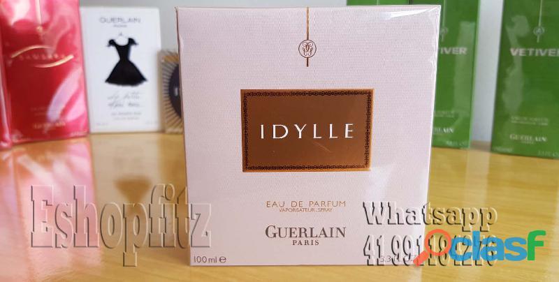 Guerlain idylle eau de parfum femme 100ml