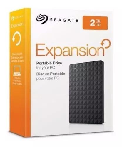 Hd 2 terabytes seagate usb 3.0 e imediata