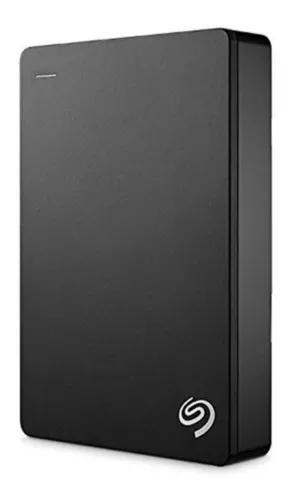 Hd 5tb externo seagate backup plus 3.0 portátil stdr5000100