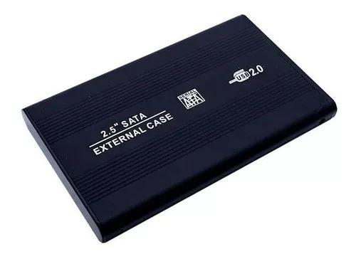 Hd externo 320gb sata 2,5 portátil de bolso usb note ps3