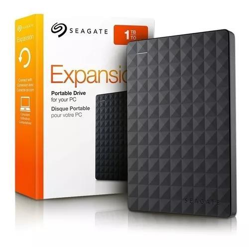 Hd Externo Portátil Seagate Samsung 1tb Usb 3.0 Usb 2.0