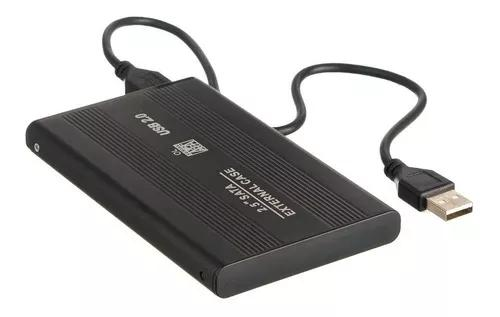 Hd externo portátil slim 160gb + cabo usb