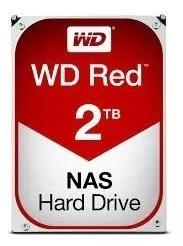 Hd wd red nas 2tb 5400rpm 64mb sata 6.0gb/s wd20efrx sp