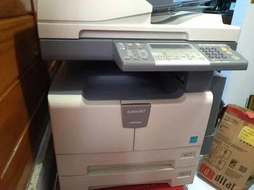Impressora copiadora toshiba e-studio 167