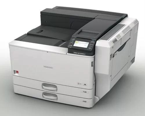 Ricoh sp 8300 dn impressora mono - usada alto volume