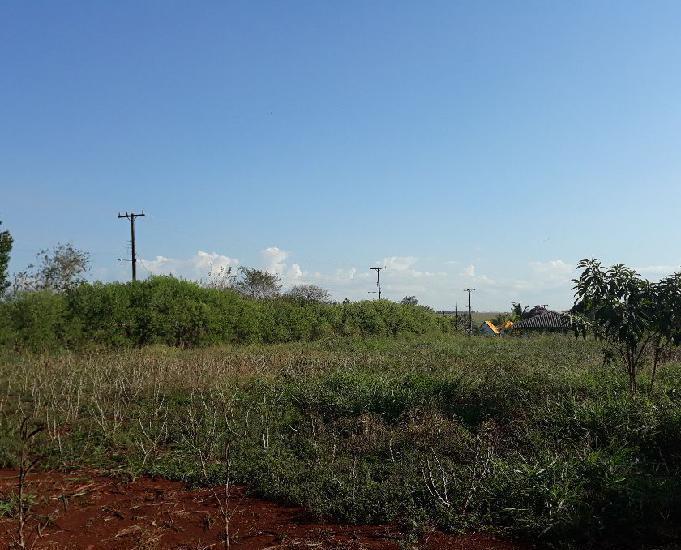 Terreno de chacara