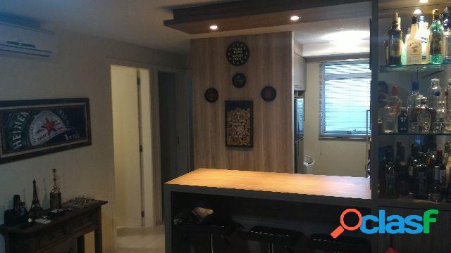 Apartamento mobiliado - apartamento a venda no bairro três vendas - pelotas, rs - ref.: 1067