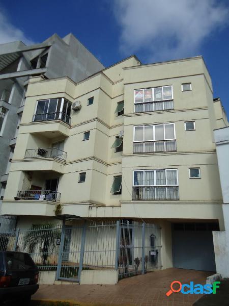 Apartamento 01 dormitório c/box - apartamento a venda no bairro centro - lajeado, pr - ref.: 419