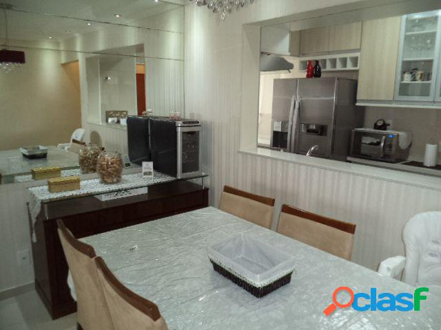 Apartamento a venda no bairro chácara seis de outubro - são paulo, sp - ref.: ma64741