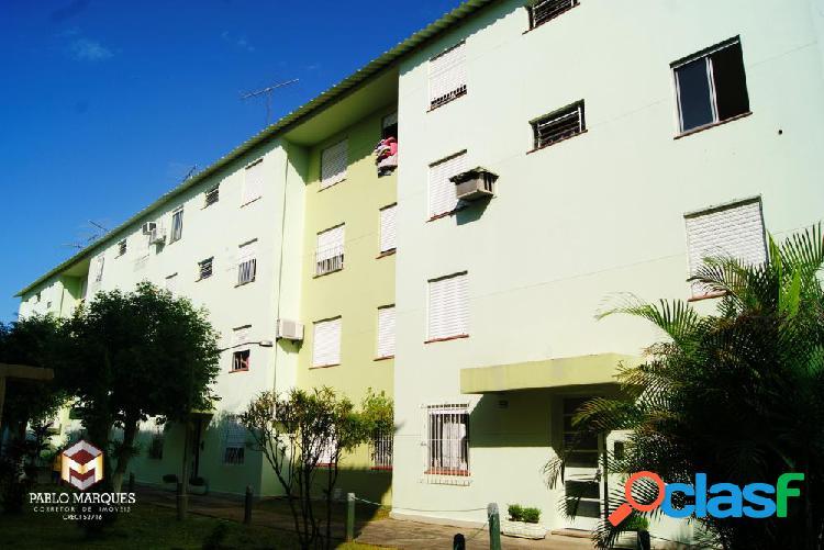 Apartamento a venda no bairro canudos - novo hamburgo, rs - ref.: av102