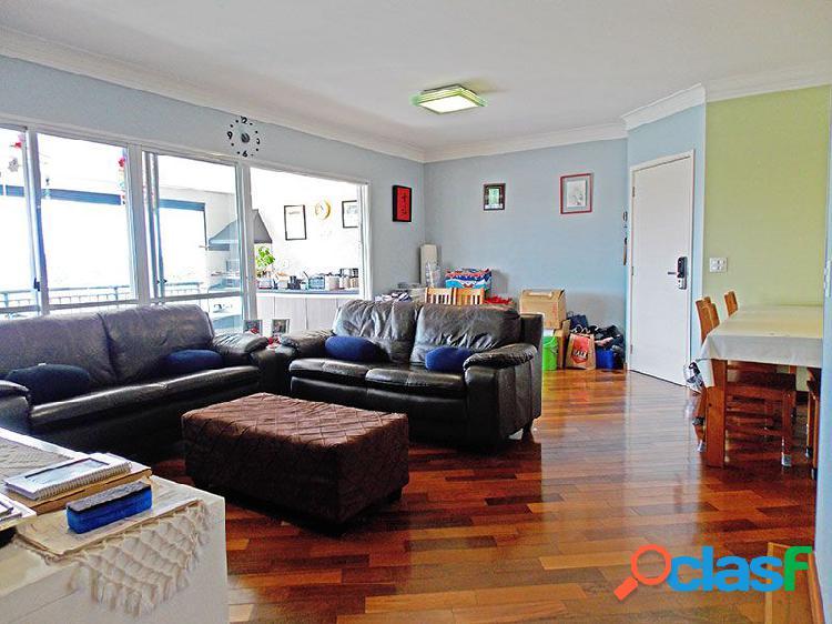 Apartamento a venda no bairro vila guarani (z sul) - são paulo, sp - ref.: fm277