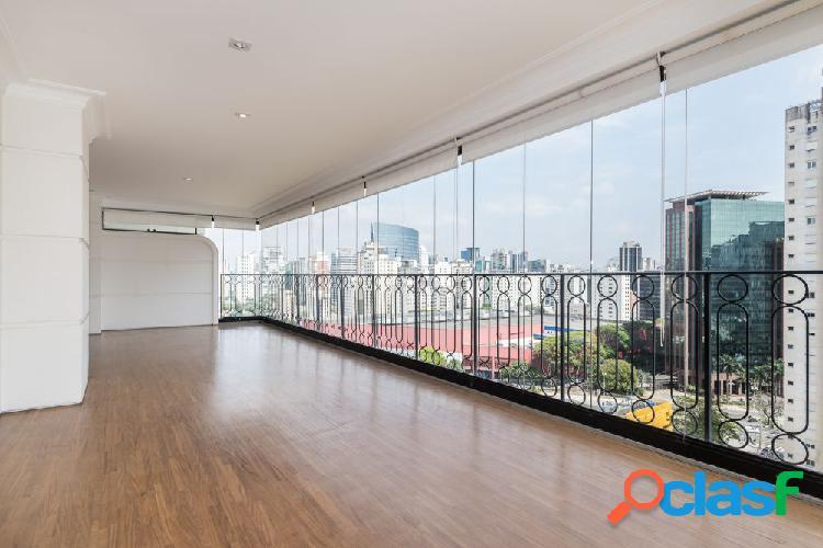Apartamento alto padrão a venda no bairro vila nova conceição - são paulo, sp - ref.: ri05934
