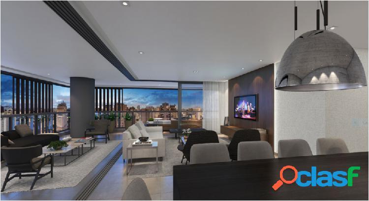 Apartamento luxo 251m² na vila nova conceição - apartamento alto padrão a venda no bairro vila nova conceição - são paulo, sp - ref.: a-34694