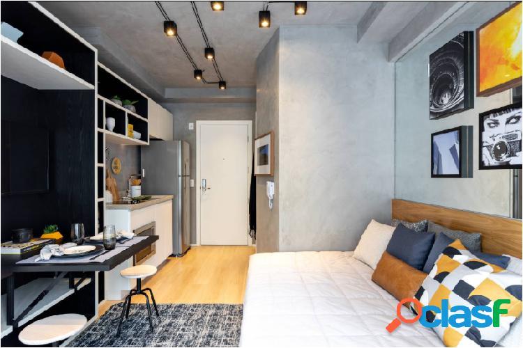 Studio 22m² no centro próximo pça da sé, são paulo - studio a venda no bairro sé - são paulo, sp - ref.: a-13850