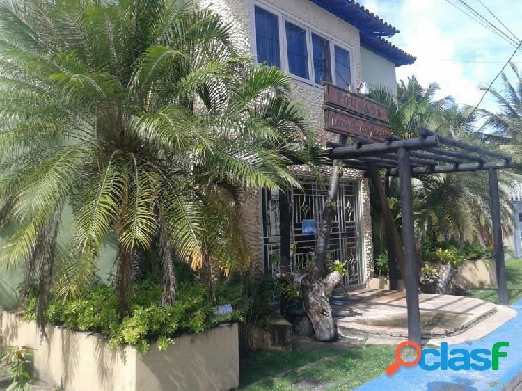 Pousada - venda em porto seguro - pousada a venda no bairro praia de coroa vermelha - cabralia, ba - ref.: sl99706