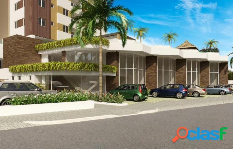 Apto. 3/4 com 2 suítes e 2 vagas de garagem - apartamento a venda no bairro ponto novo - aracaju, se - ref.: sa71283