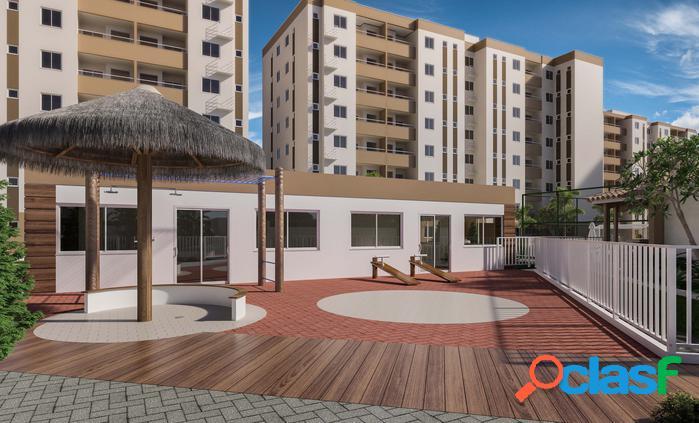 Horto da barra - apartamento a venda no bairro barra dos coqueiros - barra dos coqueiros, se - ref.: hbarra3