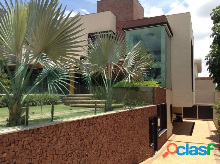 Sobrado em condomínio alto padrão 4 suítes - zona sul - casa alto padrão a venda no bairro guaporé - ribeirão preto, sp - ref.: ca1342