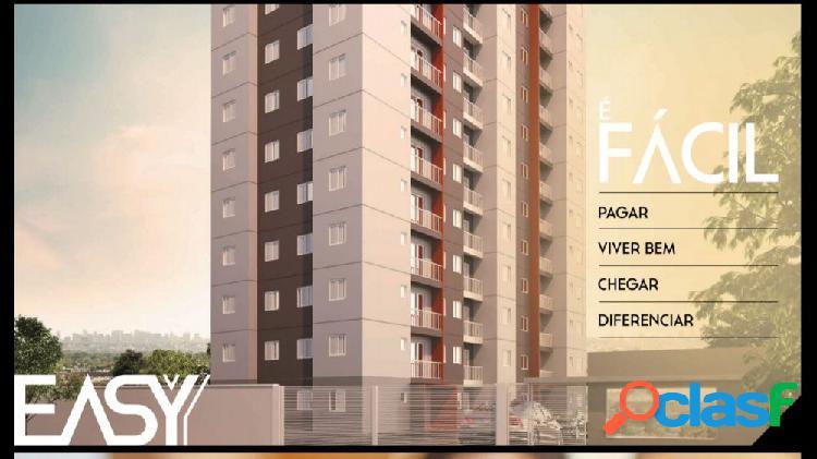 Apartamento 2 dormitórios com sacada e lazer - apartamento em lançamentos no bairro central park - ribeirão preto, sp - ref.: fa71832