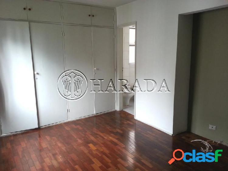 Apto 2 dm, 100 m2, a 2 quadras do metrô paraíso - apartamento para aluguel no bairro paraíso - são paulo, sp - ref.: ha84