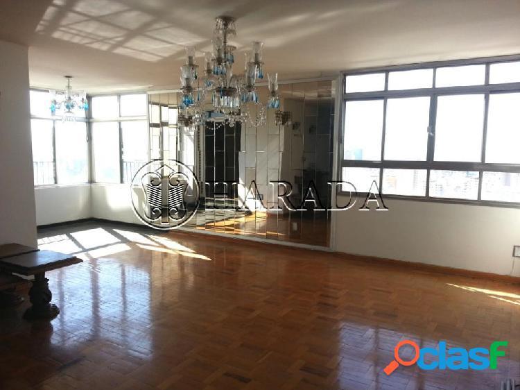 Apto clássico de 280 m2 na bela vista - apartamento para aluguel no bairro bela vista - são paulo, sp - ref.: ha38a