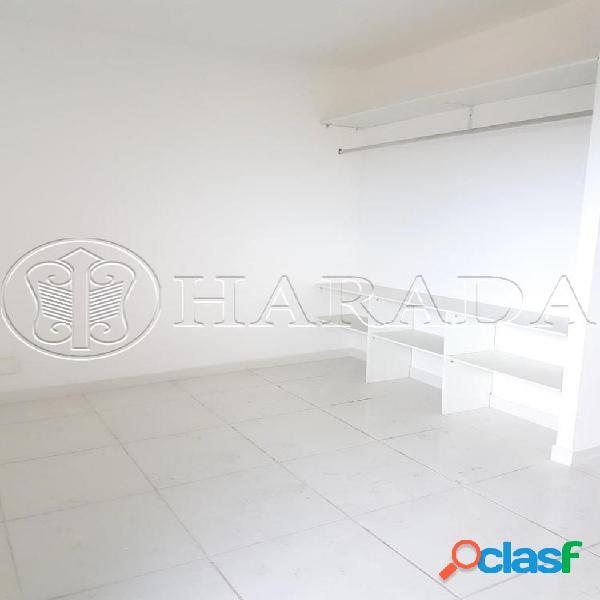 Apto 1 dm,44m2 c/vaga,15 min andando metrô jabaquara - apartamento para aluguel no bairro jabaquara - são paulo, sp - ref.: ha253