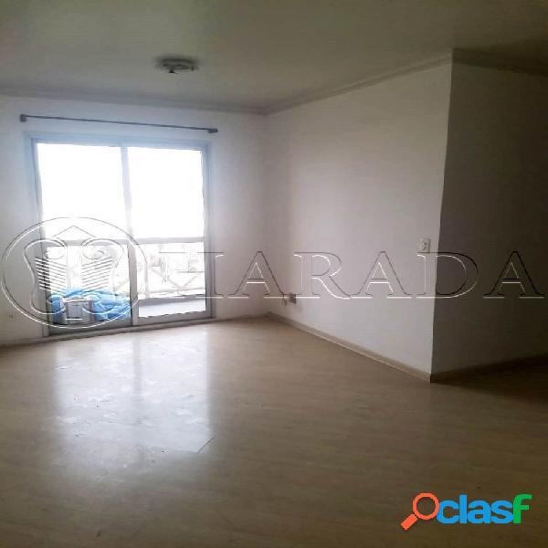 Apto 54 m2,2 dm c/ vaga - apartamento para aluguel no bairro jardim santa emília - são paulo, sp - ref.: ha344a