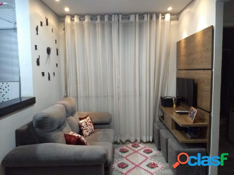 Apartamento a venda no bairro chácara letônia - americana, sp - ref.: msap001