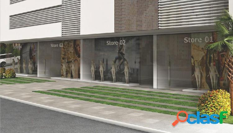 Sala comercial térrea - sala comercial a venda no bairro jardim do shopping - caxias do sul, rs - ref.: 3s39611