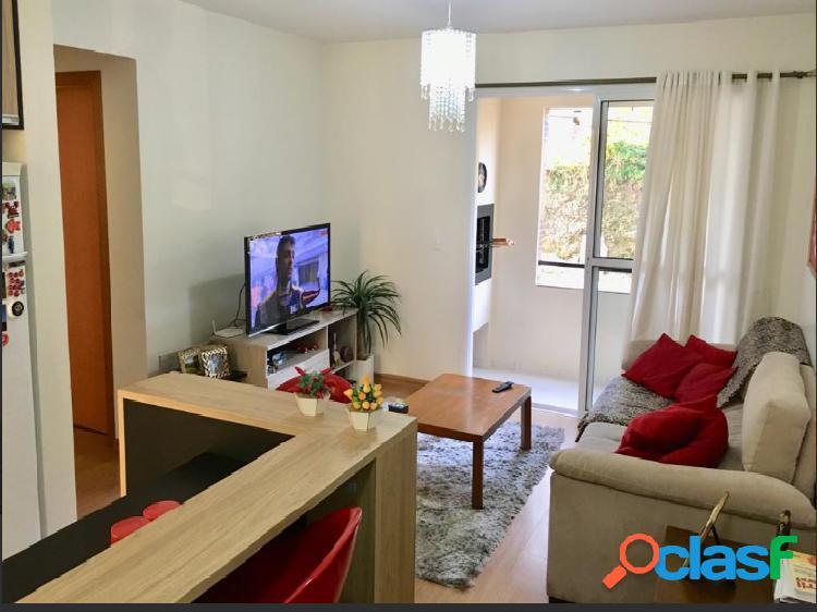 Apartamento semi mobiliado próximo ucs - apartamento a venda no bairro petropolis - caxias do sul, rs - ref.: 3s13217