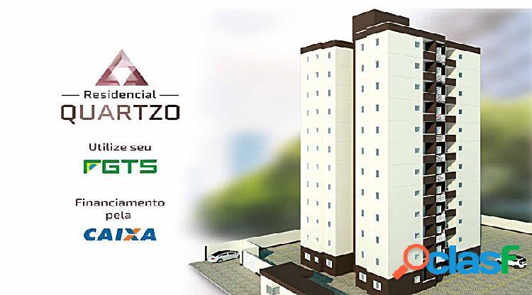 Residencial quartzo - apartamento a venda no bairro vila alves - santa bárbara d'oeste, sp - ref.: ro65763