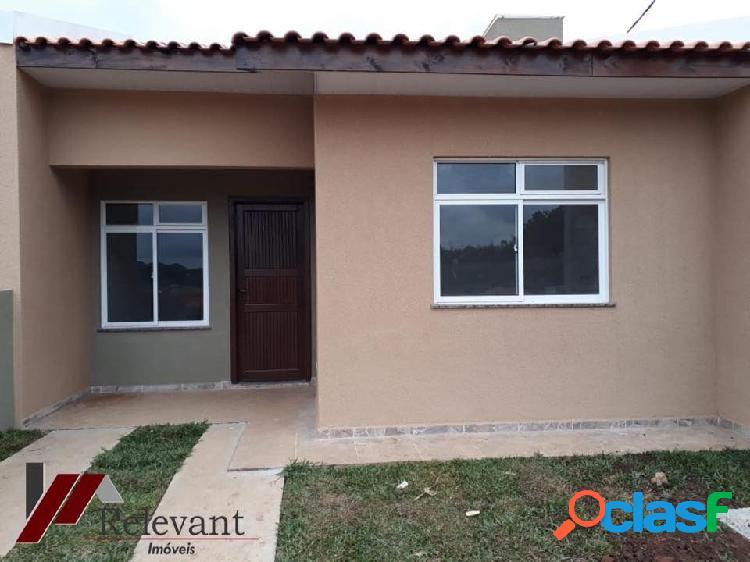 Casa de 2 quartos bairro estados - casa a venda no bairro estados - fazenda rio grande, pr - ref.: re63738