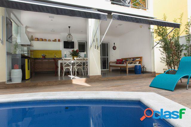 Casa morumbi condomínio fechado - casa em condomínio a venda no bairro jardim morumbi - são paulo, sp - ref.: fjr013-sp