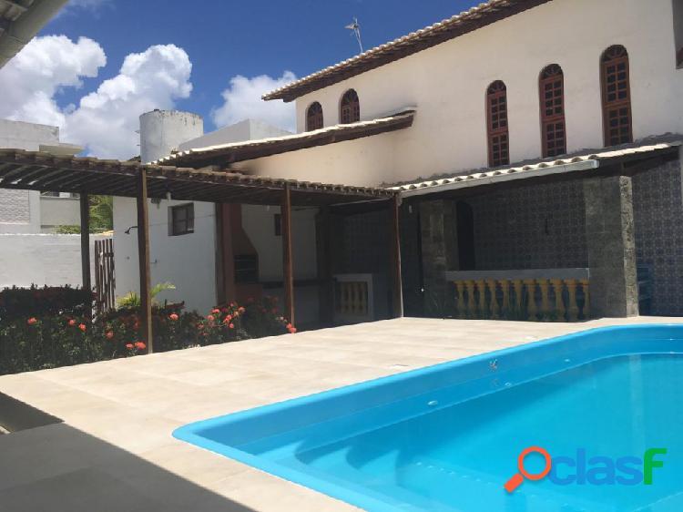 Casa para temporada no bairro vilas do atlantico - lauro de freitas, ba - ref.: sp1200m