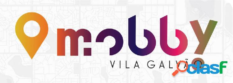 Mobby vila galvão - apartamento a venda no bairro vila galvão - guarulhos, sp - ref.: co50509