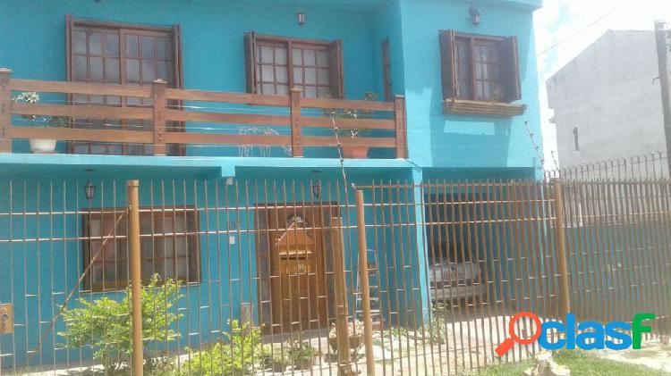 Casa sobrado 4 dormitórios no fragata - casa a venda no bairro fragata - pelotas, rs - ref.: ca004
