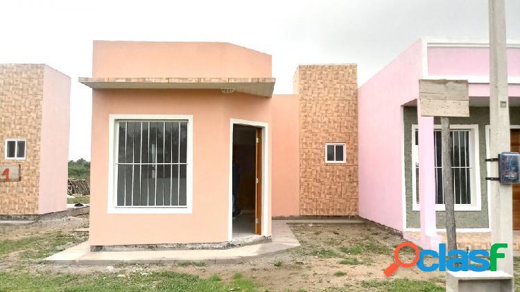 CASA 1 DORMITÓRIO MINHA CASA MINHA VIDA - Casa a Venda no bairro Jardim América - Capão do Leão, RS - Ref.: CA024
