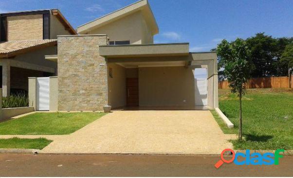 Casa em condominio - apartamento alto padrão a venda no bairro condomínio guaporé - ribeirão preto, sp - ref.: at44714