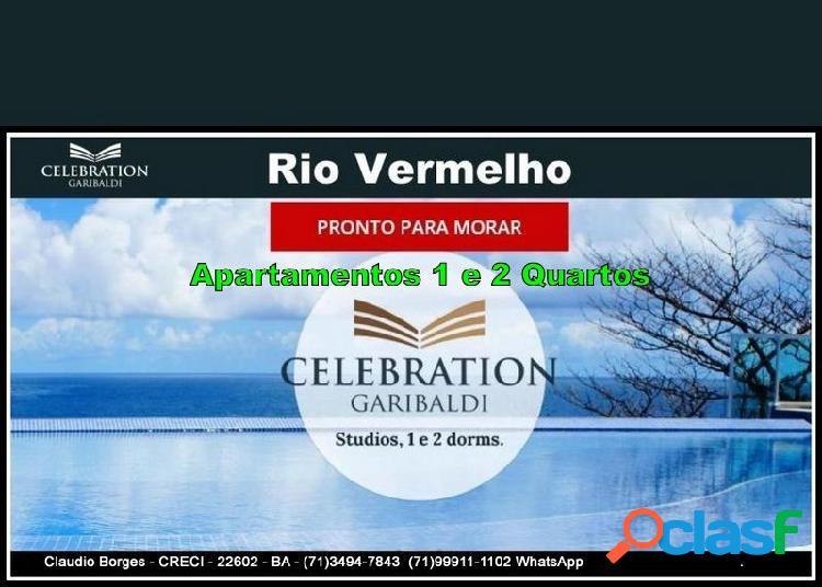 Apartamento a Venda no bairro Rio Vermelho - Salvador, BA - Ref.: AP166666
