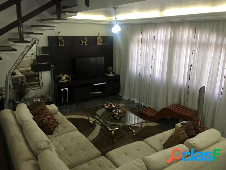 Casa alto padrão a venda no bairro vila rio branco - são paulo, sp - ref.: co75484