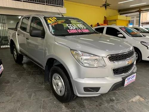 Chevrolet s10 s10 ls 2.4 4x2 (cab dupla) (flex)