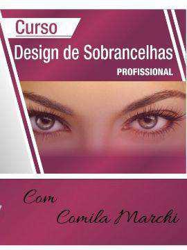 Curso (online) de designer de sobrancelhas profissional/ com