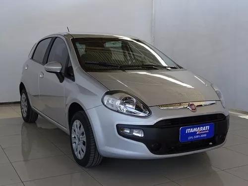Fiat punto 1.4 el flex 4p