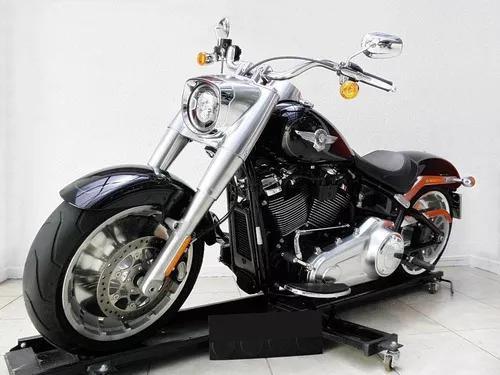 Harley davidson fat boy 2019 motor 114 1868cc em Brasil ...