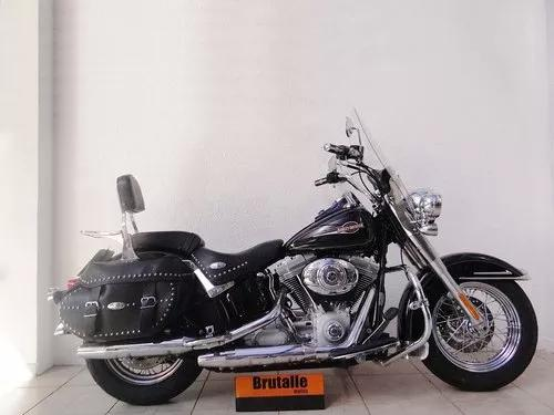 Harley davidson heritage custom 2008 preto