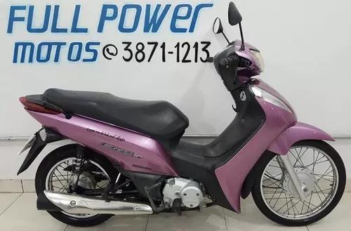 Honda biz 125 es rosa 2013