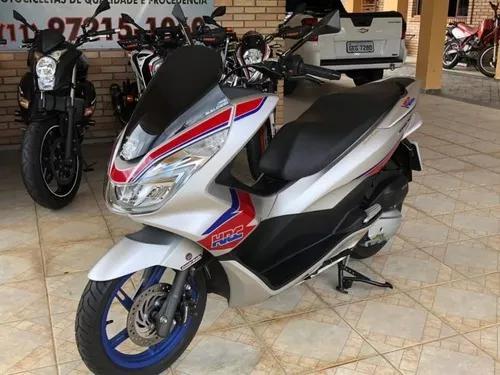 Honda pcx 150 hrc 2017 personalizada